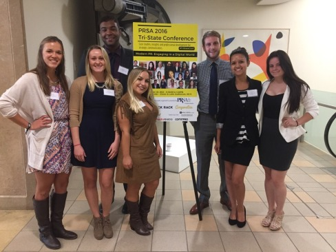 ESU PRSSA Members