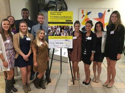 ESU Members with Hofstra Members