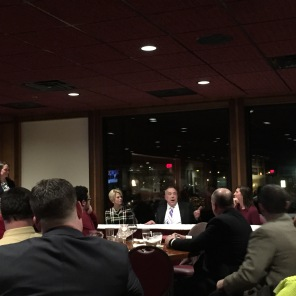 Panel at PPRS January 26